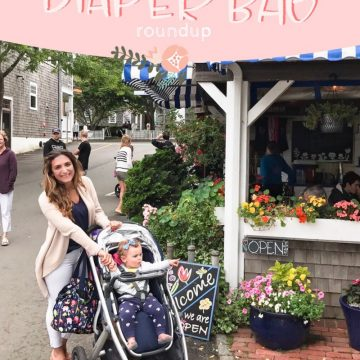 Diaper Bag Round-Up