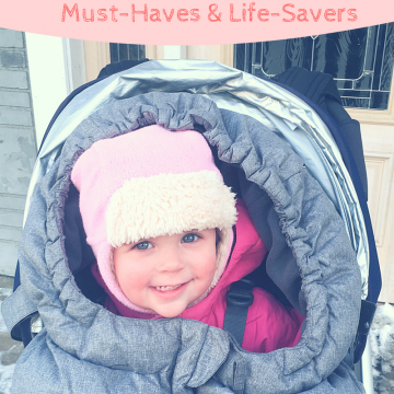 Surviving Winter with Baby: Must-Haves!