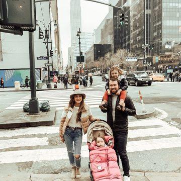 New York City Travel Diary